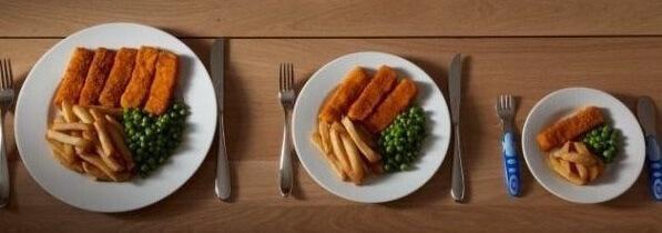 comer menos dieta nutrição educacao alimentar tratamento medico